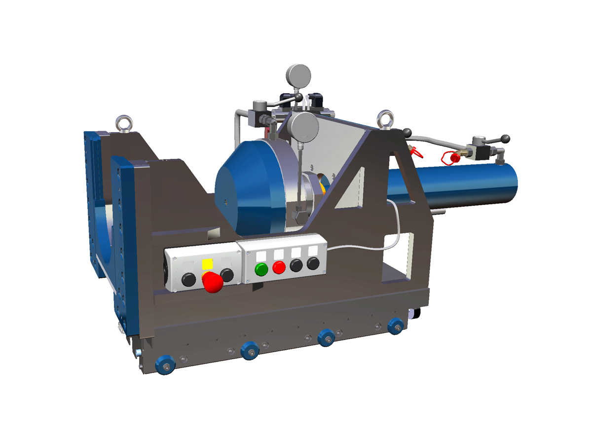 Sondermaschinen- / Anlagenbau