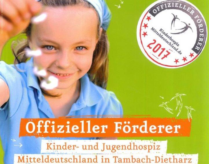 FMB unterstützt Kinderhospitz Mitteldeutschland