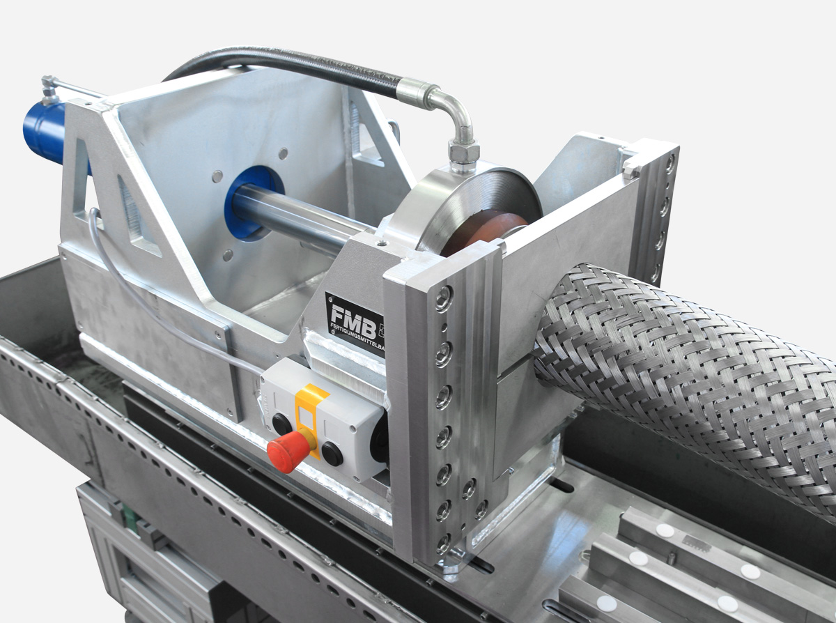 Sondermaschinen- / Anlagenbau – Retrofit Prüfanlage